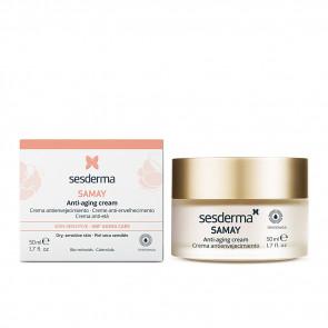 Sesderma Samay Crema antienvejecimiento piel sensible 50 ml
