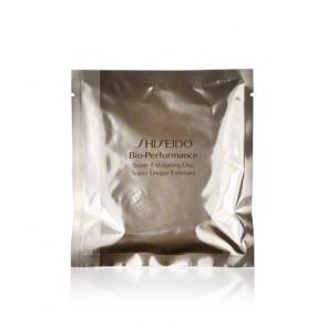 Shiseido BIO-PERFORMANCE Super Exfoliating Discs Exfoliante discos 8 x 6 unidades
