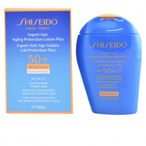 Shiseido EXPERT SUN AGING PROTECTION lotion plus SPF50+ 100 ml