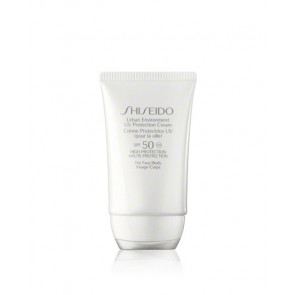 Shiseido URBAN ENVIRONMENT Uv Protection Cream Plus SPF 50 Protector solar 50 ml