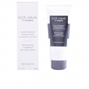 Sisley HAIR RITUEL Crème Démêlante Restructurante aux Protéines de Coton 200 ml