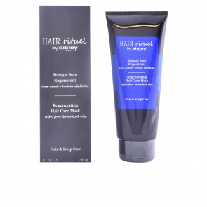 Sisley HAIR RITUEL Regenerating Hair Care Mask with Botanical Oils 200 ml