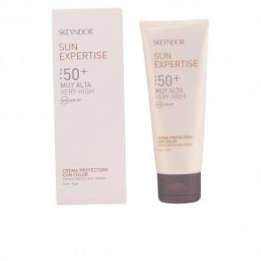 Skeyndor SUN EXPERTISE Crema protectora con color SPF50+ 75 ml