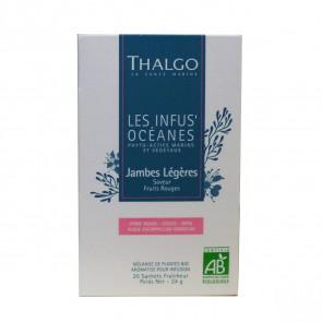 Thalgo Les Infus'Océanes Jambes Légères 20 ud