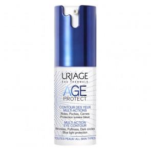 Uriage Age Protect Contorno de ojos multiacción 15 ml
