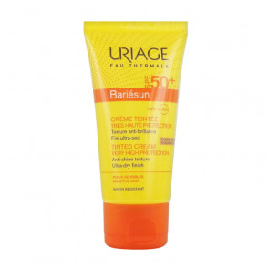 Uriage Bariésun Tinted Cream SPF50+ - Dorada 50 ml