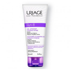 Uriage Gyn-8 Gel Apaisant Hygiène Intime 100 ml