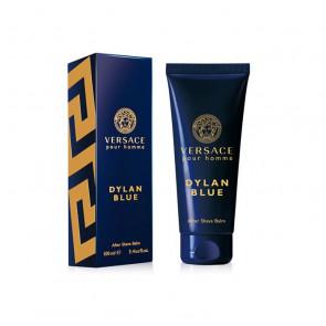 Versace DYLAN BLUE Aftershave Balsamo 100 ml