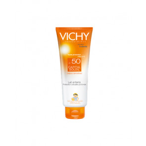 Vichy CAPITAL SOLEIL Niños SPF 50 Leche protectora solar 300 ml