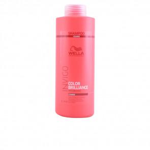 Wella INVIGO BRILLIANCE Shampoo Coarse Hair 1000 ml