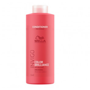 Wella Invigo Color Brilliance Conditioner Fine Hair 1000 ml
