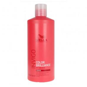 Wella Invigo Color Brilliance Shampoo Coarse Hair 500 ml