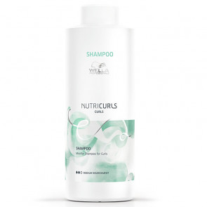 Wella Nutricurls Shampoo Curls 1000 ml