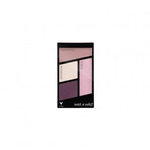 Wet N Wild Color Icon Eyeshadow quads - E344B Petalette