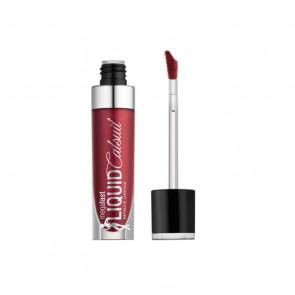 Wet N Wild MegaLast Liquid Catsuit Metallic Lipstick - E962A Life's no pink-nic
