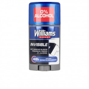 Williams INVISIBLE Desodorante stick 75 ml