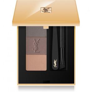 Yves Saint Laurent COUTURE BROW Palette 02 Medium to Dark