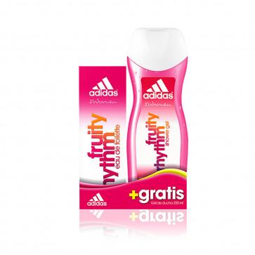 Adidas Set WOMAN FRUITY RHYTHM Eau de toilette