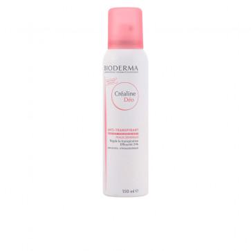 Bioderma CREALINE DEO Anti-transpirant Spray Peaux sensibles 150 ml