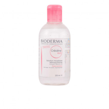 Bioderma CREALINE H2O Make-up removing micelle solution Sensitive skin 250 ml