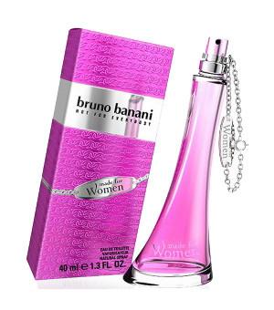 Bruno Banani MADE FOR WOMEN Eau de toilette Vaporizador 40 ml