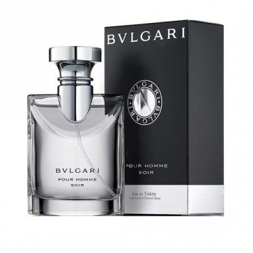 Bvlgari BVLGARI POUR HOMME SOIR Eau de toilette Vaporizador 30 ml