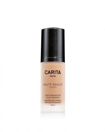 Carita HAUTE BEAUTE TEINT Soin Sublimateur Éclat Jeunesse 03-Beige Rose Fondo de maquillaje 30 ml