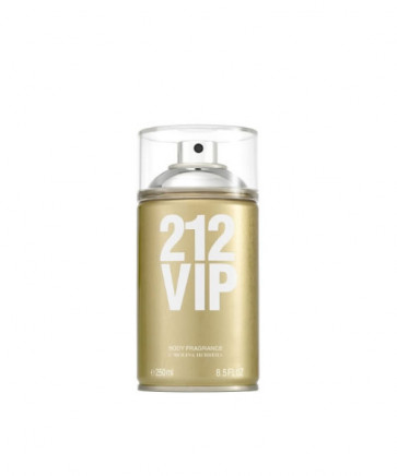 Carolina Herrera 212 VIP Spray corporal 250 ml