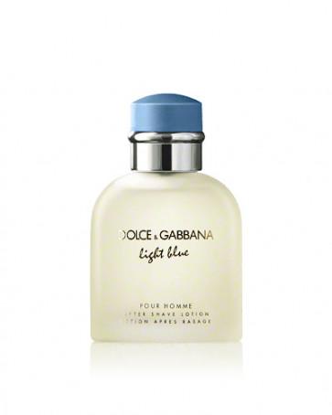 Dolce & Gabbana LIGHT BLUE POUR HOMME After shave 125 ml