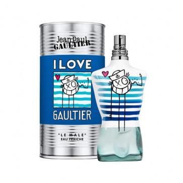Jean Paul Gaultier LE MALE Eau Fraiche I Love Gaultier Limited Edition 2018 125 ml
