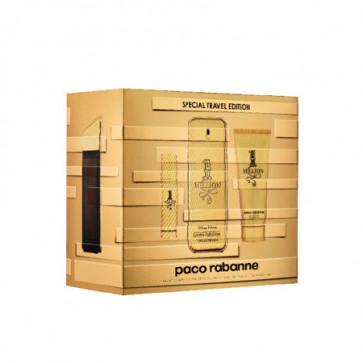 Paco Rabanne Lote 1 MILLION Eau de toilette Vaporizador 100 ml + Gel de ducha 100 ml