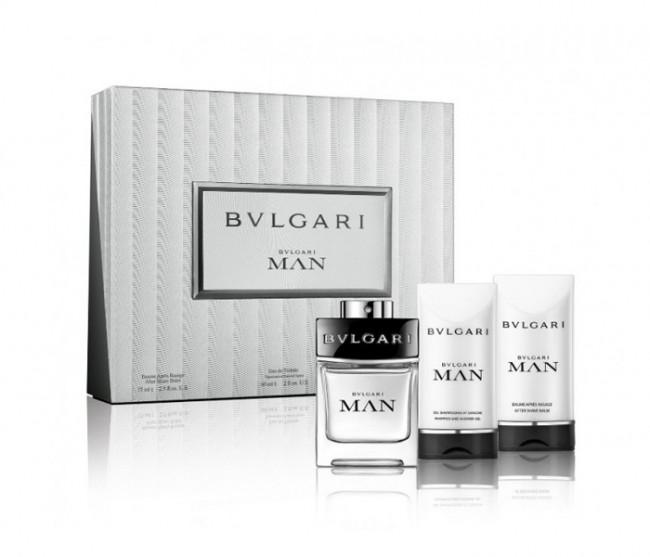 54dffb320c Bvlgari Lote BVLGARI MAN Eau de toilette Vaporizador 60 ml + Gel de baño 75  ml
