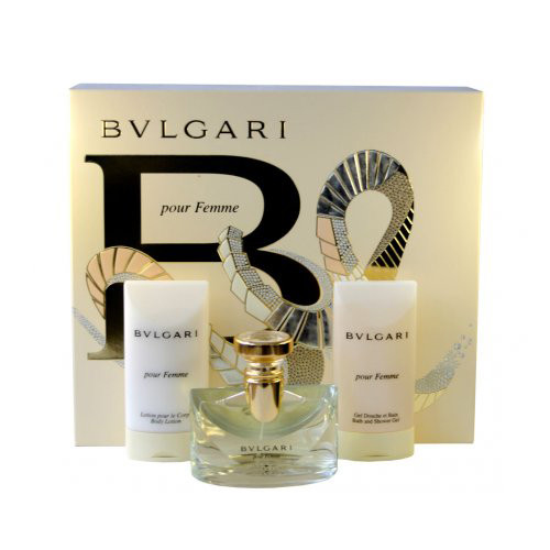 Bvlgari Lote BVLGARI POUR FEMME Eau de parfum Vaporizador 50 ml + Gel de  ducha 75 7d855ca7e70