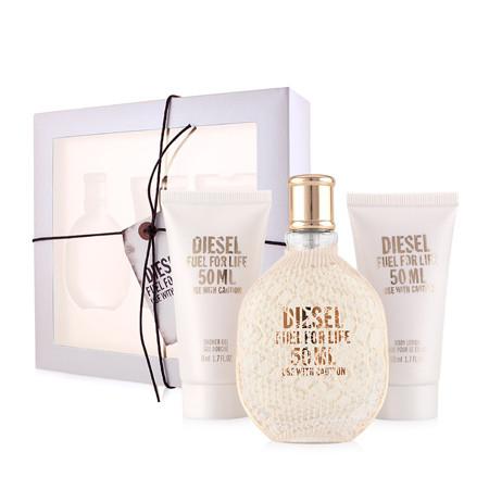 Buy Diesel Set Fuel For Life Femme Eau De Parfum Spray 50 Ml