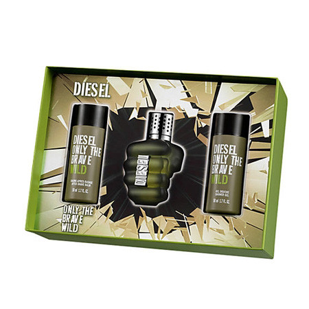 Buy Diesel Set Only The Brave Wild Eau De Toilette Spray 75 Ml