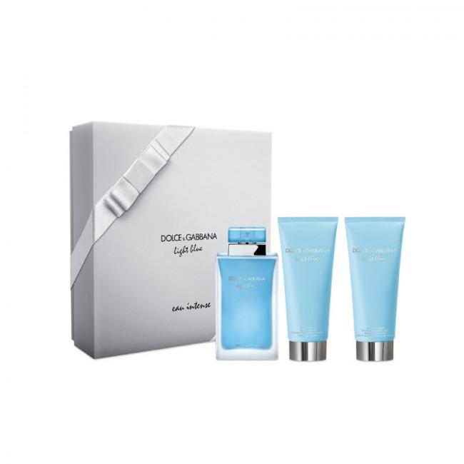 5e1b655e Dolce & Gabbana Set LIGHT BLUE INTENSE Eau de parfum. Zoom