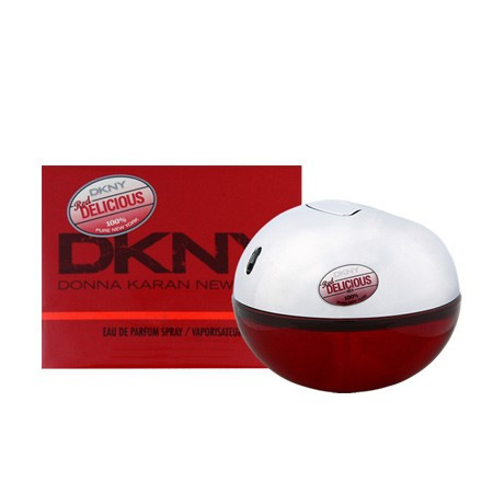 Be Delicious Red Perfume By Donna Karan