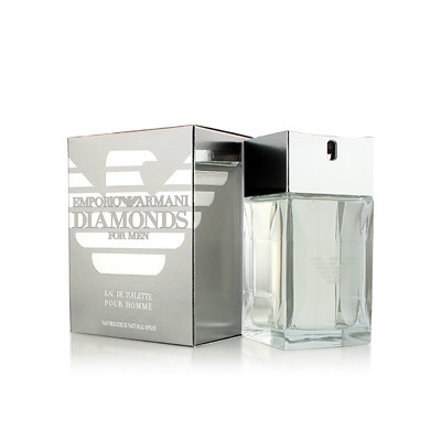 Buy Emporio Armani Diamonds For Men Eau De Toilette Spray 30 Ml