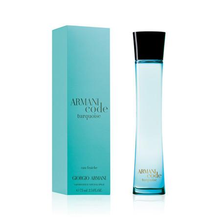 Buy Giorgio Armani Armani Code Turquoise Femme Eau De Toilette Spray