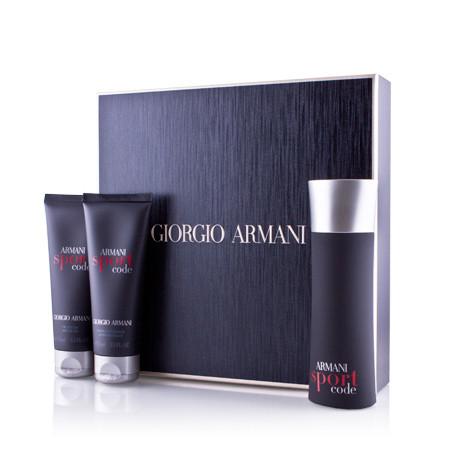 8b715f220d1b ... Aftershave Balm 75 ml. Giorgio Armani ARMANI CODE SPORT HOMME Eau de  toilette Vaporizador 75 ml