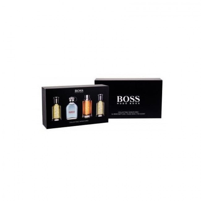 retro great variety models 2020 Hugo Boss Set HUGO BOSS Miniatures