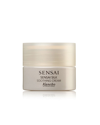 kanebo sensai silk soothing cream