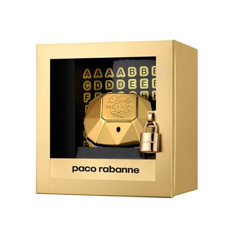 buy paco rabanne lady million collector edition eau de. Black Bedroom Furniture Sets. Home Design Ideas