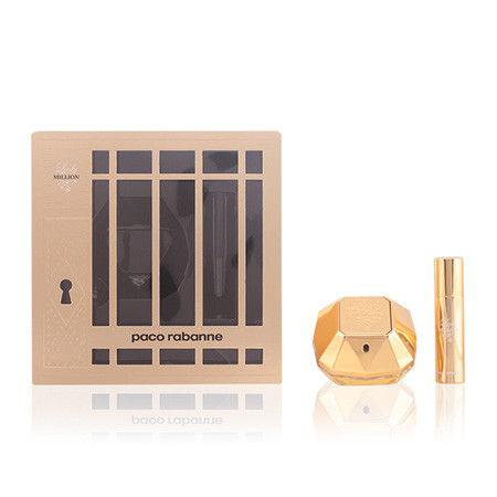 5969643d4 Paco Rabanne Lote LADY MILLION Eau de parfum Vaporizador 50 ml + Loción  corporal 50 ml