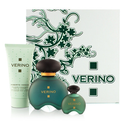 Buy Roberto Verino Set Verino Eau De Parfum Spray 50 Ml Body