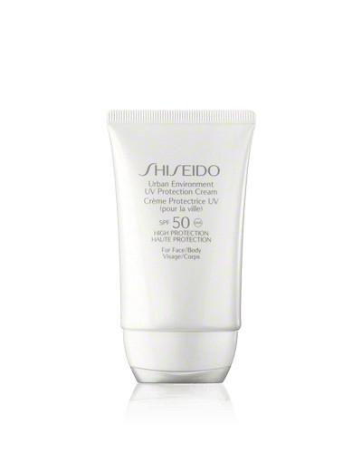Buy Shiseido Urban Environment Uv Protection Cream Plus Spf 50 50 Ml