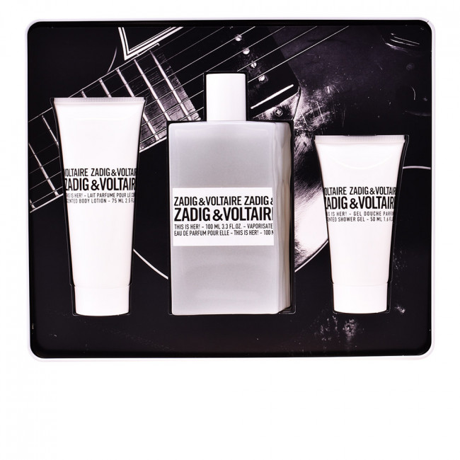 d9b71720ae8 Zadig   Voltaire Set THIS IS HER! Eau de parfum. Zoom