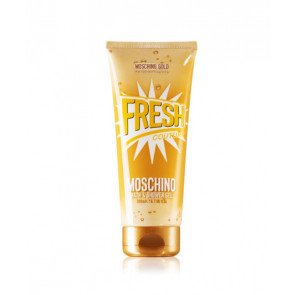 Moschino FRESH COUTURE GOLD Bath and Shower Gel 200 ml