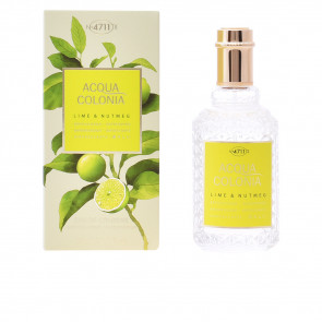 4711 ACQUA COLONIA LIME & NUTMEG Eau de cologne 50 ml