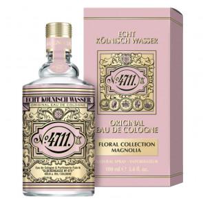 4711 FLORAL COLLECTION MAGNOLIA ROSE Eau de cologne 100 ml